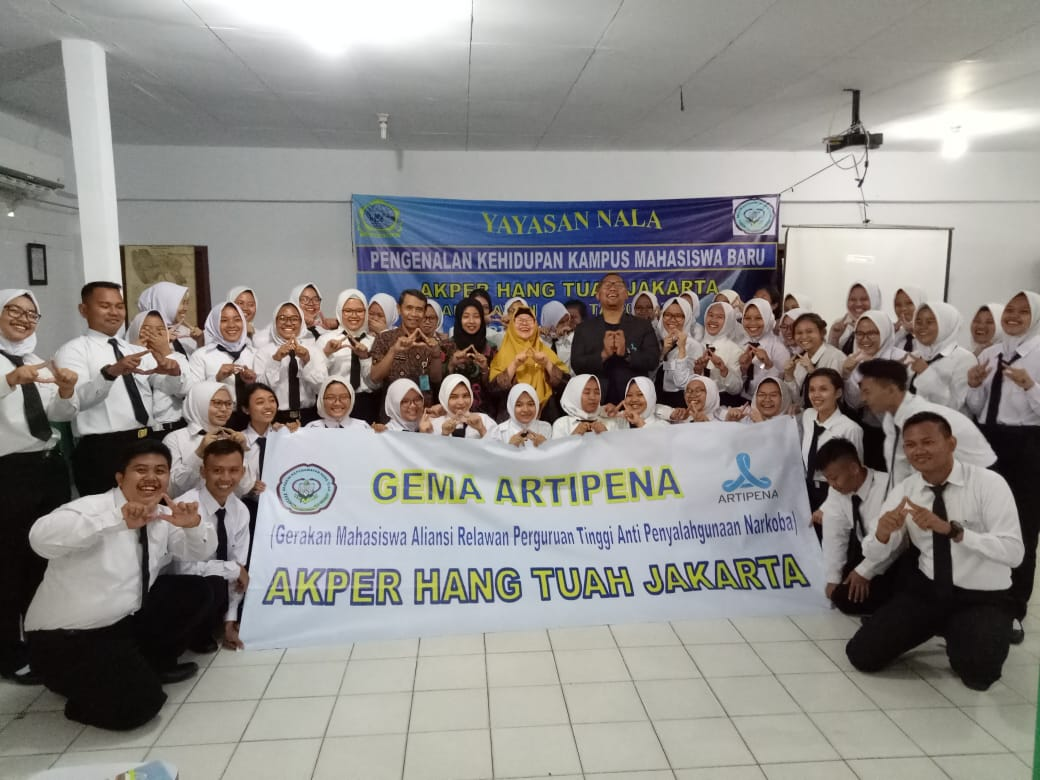 Launching gema artipernia